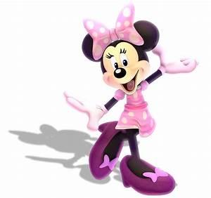Minnie Mouse Möbel : 3d model download minnie mouse by jcthornton on deviantart ~ A.2002-acura-tl-radio.info Haus und Dekorationen