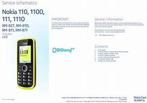 Nokia 110 - 111- 1100