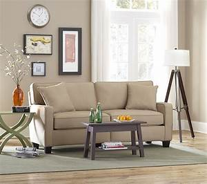 Sofa for small apartment how to move large furniture into for Sectional couches small apartments