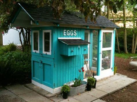 White Shed Chicken Coop by Bluebetweens Chicken Coop Backyard Chickens