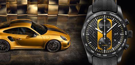 The Porsche Design Chronograph 911 Turbo S Exclusive ...