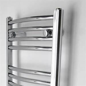 revgercom petit seche serviette electrique chrome With porte d entrée pvc avec radiateur serviette salle de bain