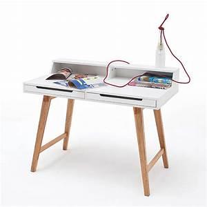 Design Schreibtisch Weiß : maffy skandynawskie biurko konsola ~ Sanjose-hotels-ca.com Haus und Dekorationen