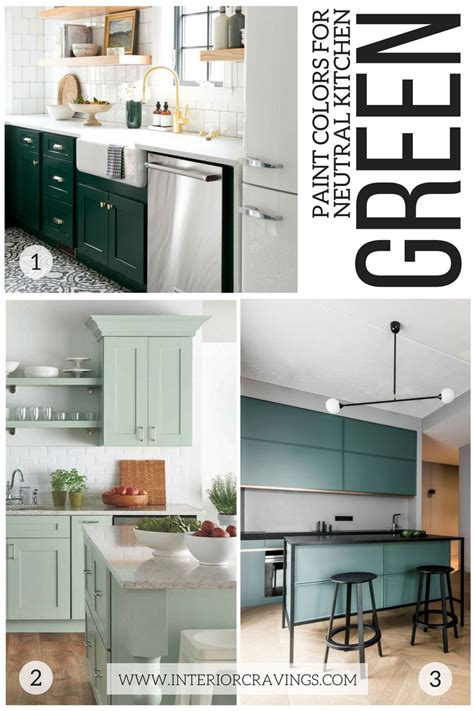 24 Modern Neutral Paint Colors For Your Kitchen Remodel