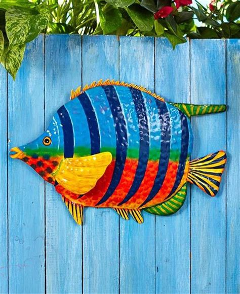 So now what am i going to do? TROPICAL METAL WALL ART SCULPTURE INDOOR OUTDOOR HOME DECOR 3 VIBRANT DESIGNS | eBay