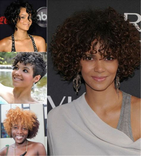 Curly Hairstyles For Black Hair by Medium Brown Curly Hair Styles Archives Vpfashion Vpfashion