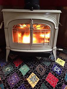 17 Best Images About Wood Stove On Pinterest