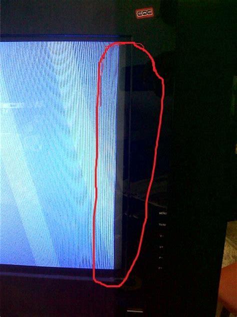 solucionado tv ken brown kb 2 21slim b imagen horizontal televisores de tubo yoreparo