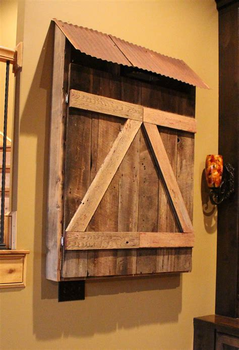 barn wood dartboard cabinet hand crafted barn wood dart board cabinet by into the