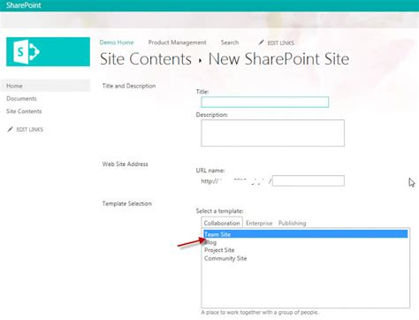 sharepoint 2013 site templates dave s technophorical times missing blank site template