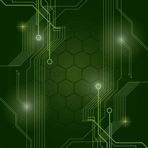 circuit board design circuit board design vector image 1647413 stockunlimited