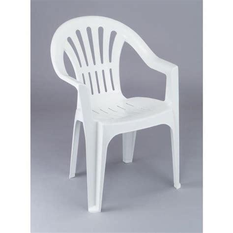 chaise jardin plastique chaise plastique couleur extérieure table de lit