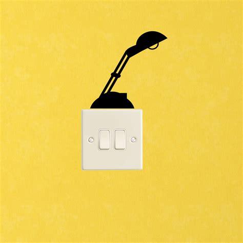 stickers pour bureau stickers prises et interrupteurs sticker mural le de
