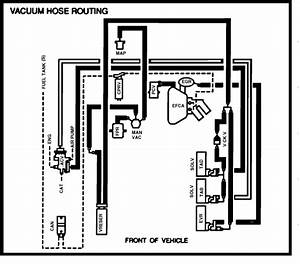 I Am Looking For Vacuum Diagrams For 1990 And 1992 Ford