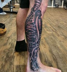 Tattoo Vorlagen M Nner Biomechanik Tattoo Art