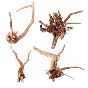 Tronc Bois Flotté : bois flott arbre racine tronc branche aquarium ornement d coration aquatique small achat ~ Dallasstarsshop.com Idées de Décoration