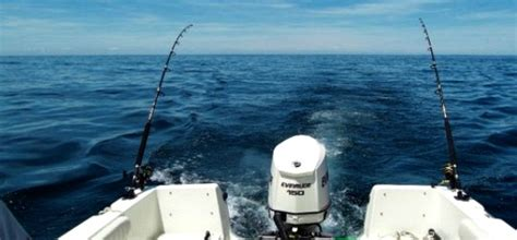 Small Boat Trolling Spread by A Simple Way To Catch Cape Cod Tuna From A Small Boat