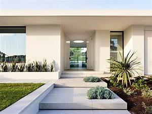 30 Contemporary Entrance Design Concepts For Your Property ...