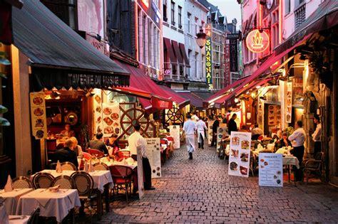 belgian cuisine brussels brussels restaurant industry calls for stricter regulation