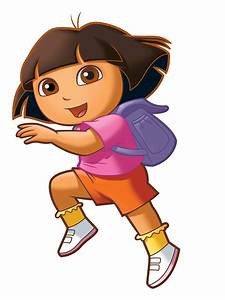 Cartoon Characters: Dora la Exploradora [PNG]