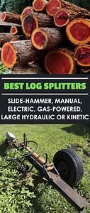Best Log Splitters  Slide