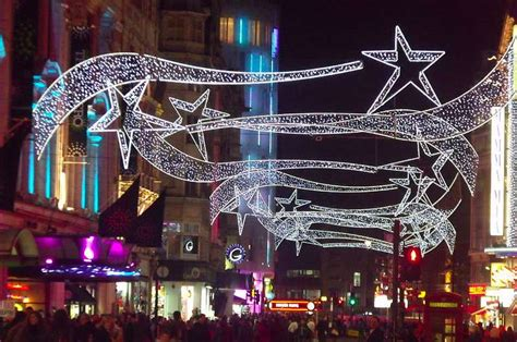 christmas lights switch on at gloucester road in bristol