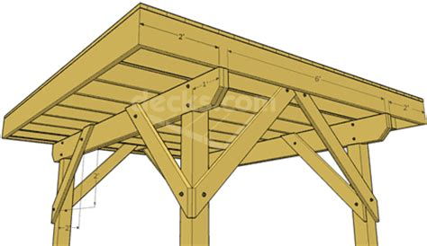 Freestanding Deck Plans Free by Firewood Shed Plans And Material Lists For Decks Details