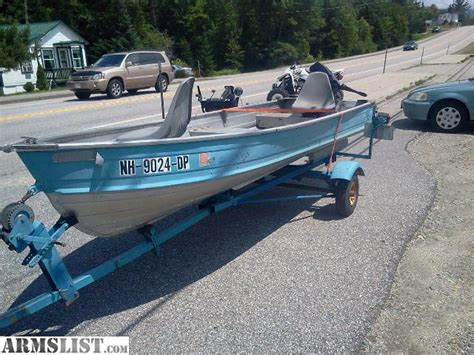 Lowe Fishing Boats Kijiji Ontario by Aluminum Boat Motor And Trailer For Sale My Boat Plans