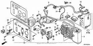 Honda Eu2000i Ac1 Generator  Jpn  Vin  Eaaj