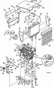 721d2 Engine Assembly 2002 Grasshopper Parts Diagrams