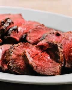 Peppercorn Beef Tenderloin Recipe