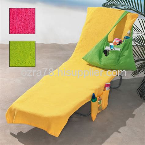 lounge chair covers towels from china manufacturer ozra