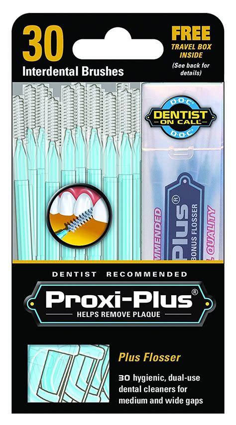 Amazon.com : Dentemp Proxi-Plus Disposable Flossers 30 ea