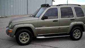 2002 Jeep Liberty Renegade Presented By M G Motor Sports