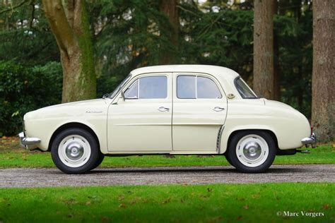 renault dauphine 1957 renault dauphine photos informations articles