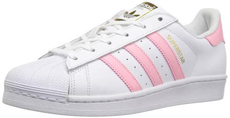 Pink Adidas Superstar