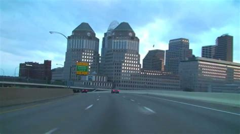 cincinnati  freeway  dusk  dark youtube