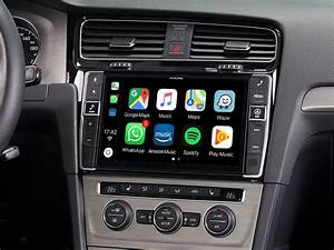 Vw Apple Carplay How To Connect To Apple Carplay In A Volkswagen