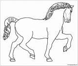 Horse Leonardo Sculpture Pages Coloring sketch template