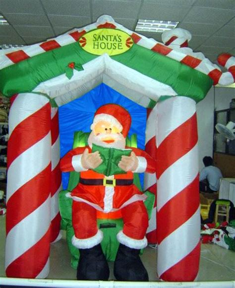 christmas blowups blowups and inflatables yard decorations