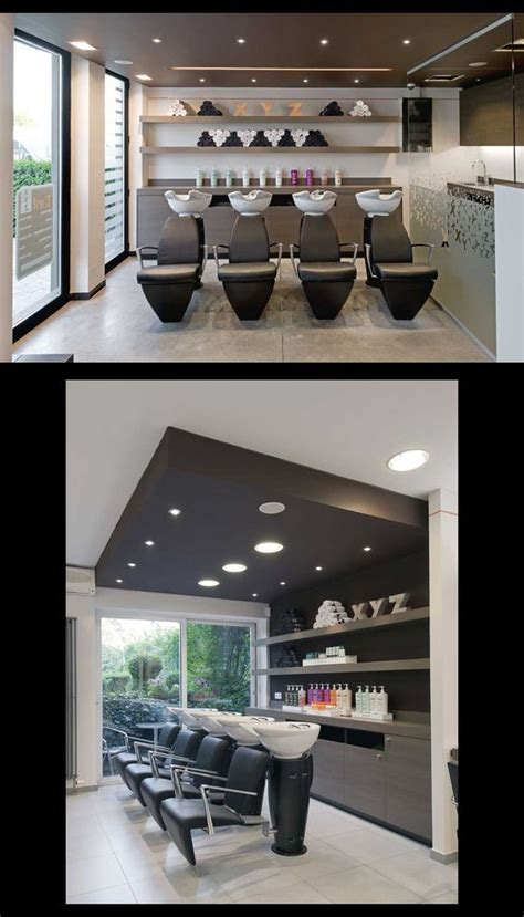 salon xyz liege belgium salon design shampoo