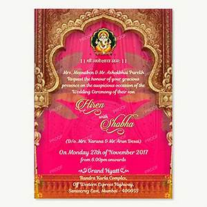 hindu video wedding invitaions digital hindu wedding With hd hindu wedding invitations