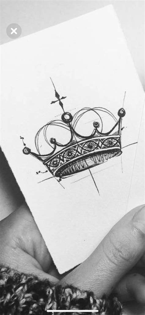 Pin by Emily Anna on Tattoos   Crown tattoo design, Neck