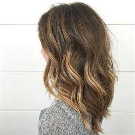 mittlere haarschnitte fuer frauen frisuren  neue