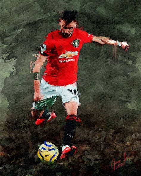 Bruno Fernandes Wallpaper Hd / Wallpaper Fernandes Art ...