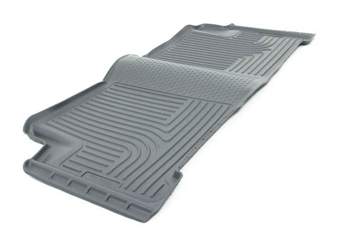 floor mats chrysler town and country floor mats for 2012 chrysler town and country husky liners hl19082