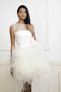 Robe De Mariée Moderne : robe mariee moderne ~ Melissatoandfro.com Idées de Décoration