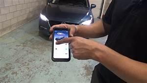 Mystart Smarthphone App For Remote Starters Mazda 3 2017