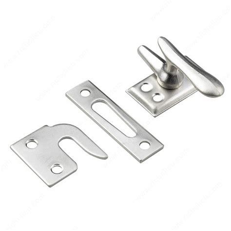 casement window latch  keeper onward hardware