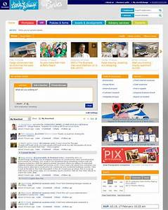 Sharepoint Dashboard Intranet Examples